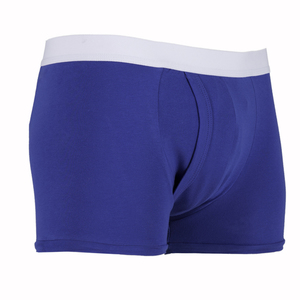 Mens Inco-Elite Trunk Royal Blue ( With Built in Pad)