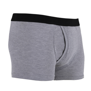 Mens Inco-Elite Trunk Grey (With Built in Pad)