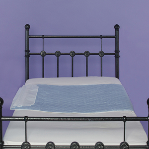 Bound Bedpad With Wings - 90cm x 90cm (2512)