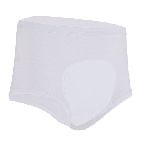 Unisex incontinence pants and briefs from the adult incontinence product range.