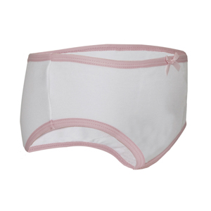 Girls Concealed Padded Brief (2012W)