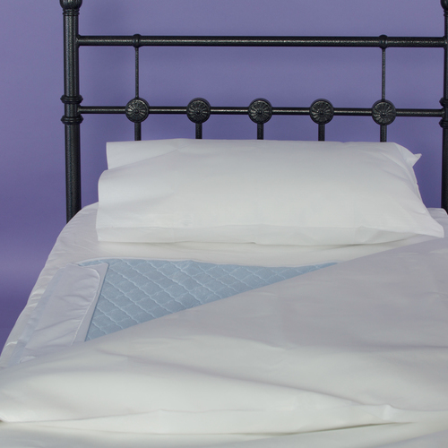 Bound Bedpad With Wings - 90cm x 152cm - Kingsize (2526)